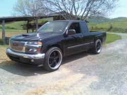 phatboy1981 2005 GMC Canyon Extended Cab
