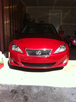11407s 2007 Lexus IS