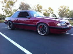 Joker75s 1990 Ford Mustang
