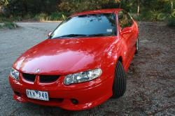 2002 Holden Commodore