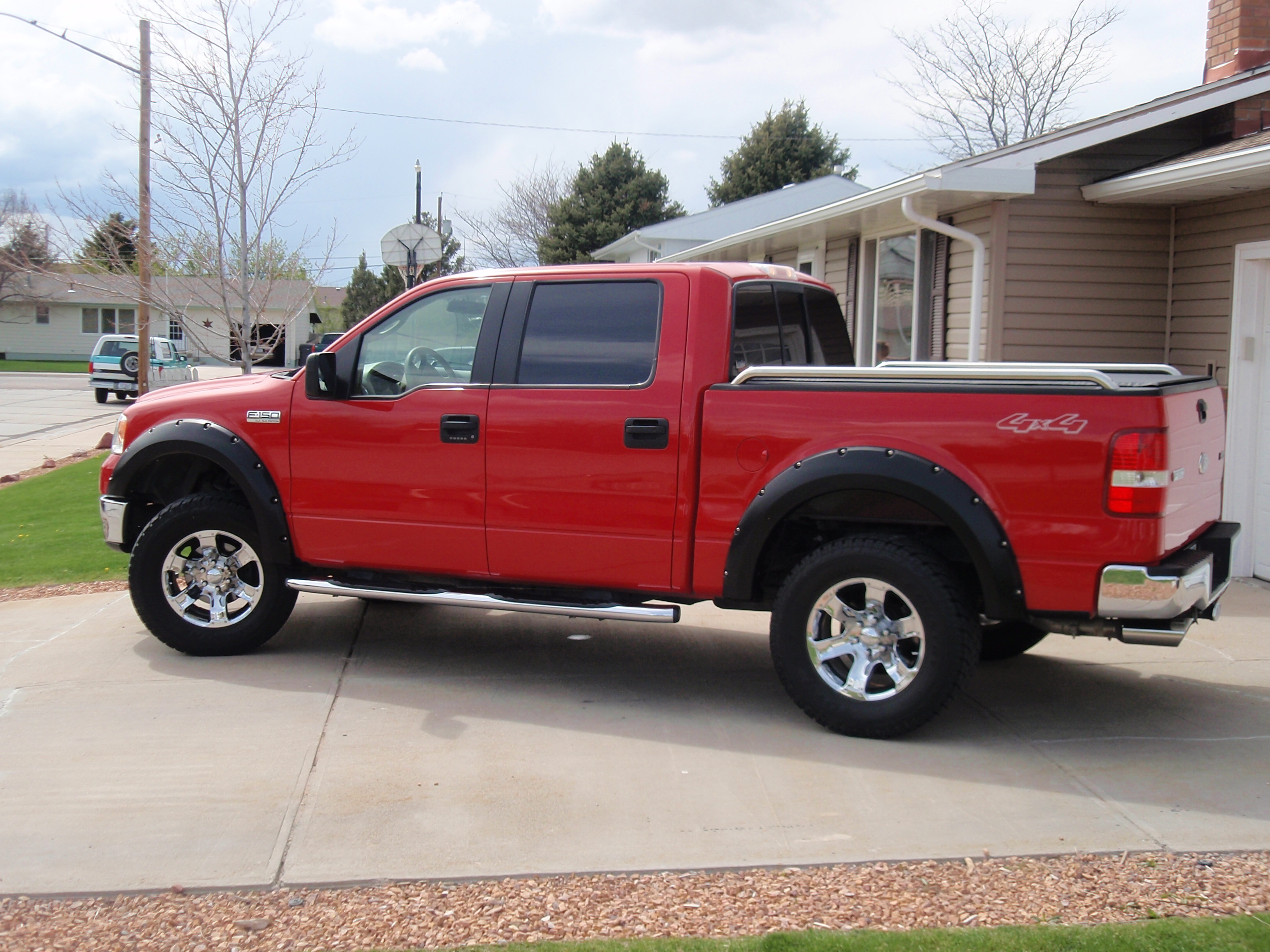 bmarkheim 2007 ford f150 supercrew cabxlt styleside pickup 4d 5 1 2 ft specs photos. Black Bedroom Furniture Sets. Home Design Ideas