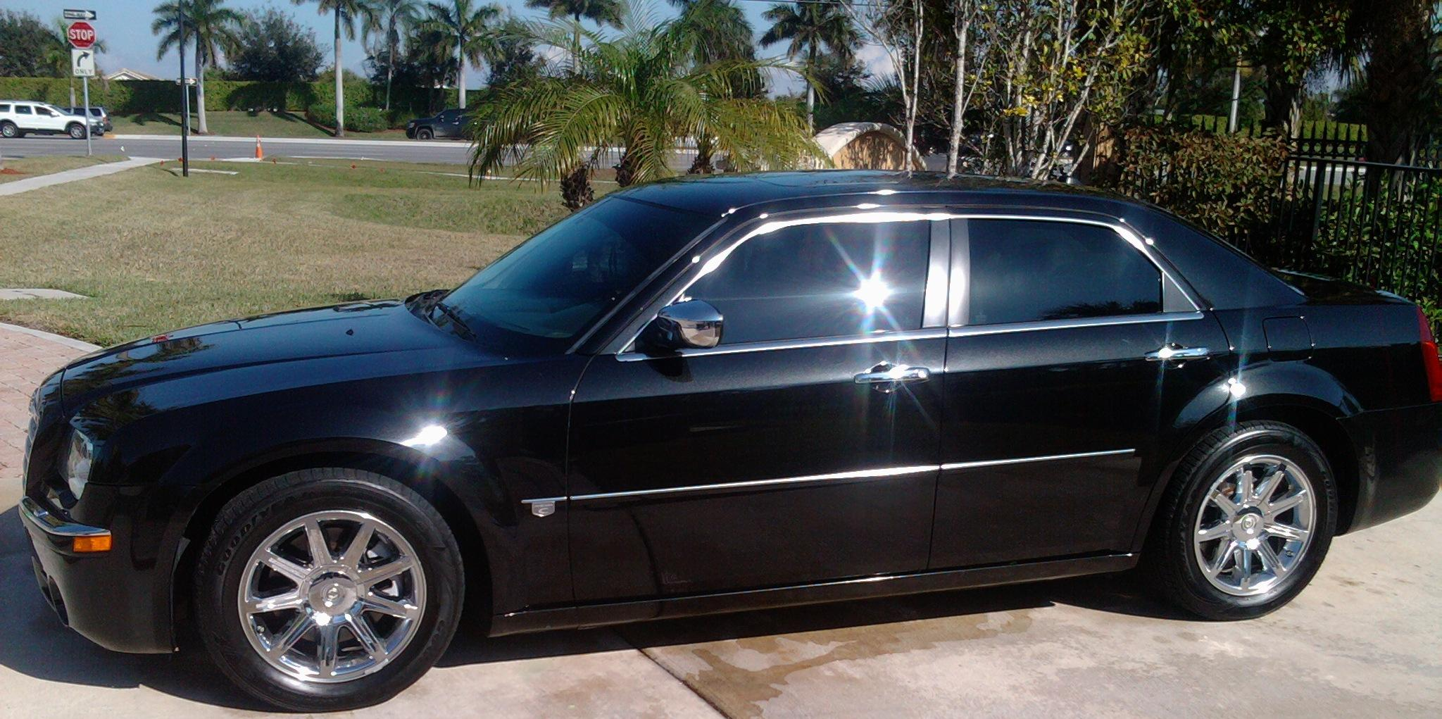 Dutch300c 2007 chrysler 300300c sedan 4d specs photos - 2007 chrysler 300 custom interior ...