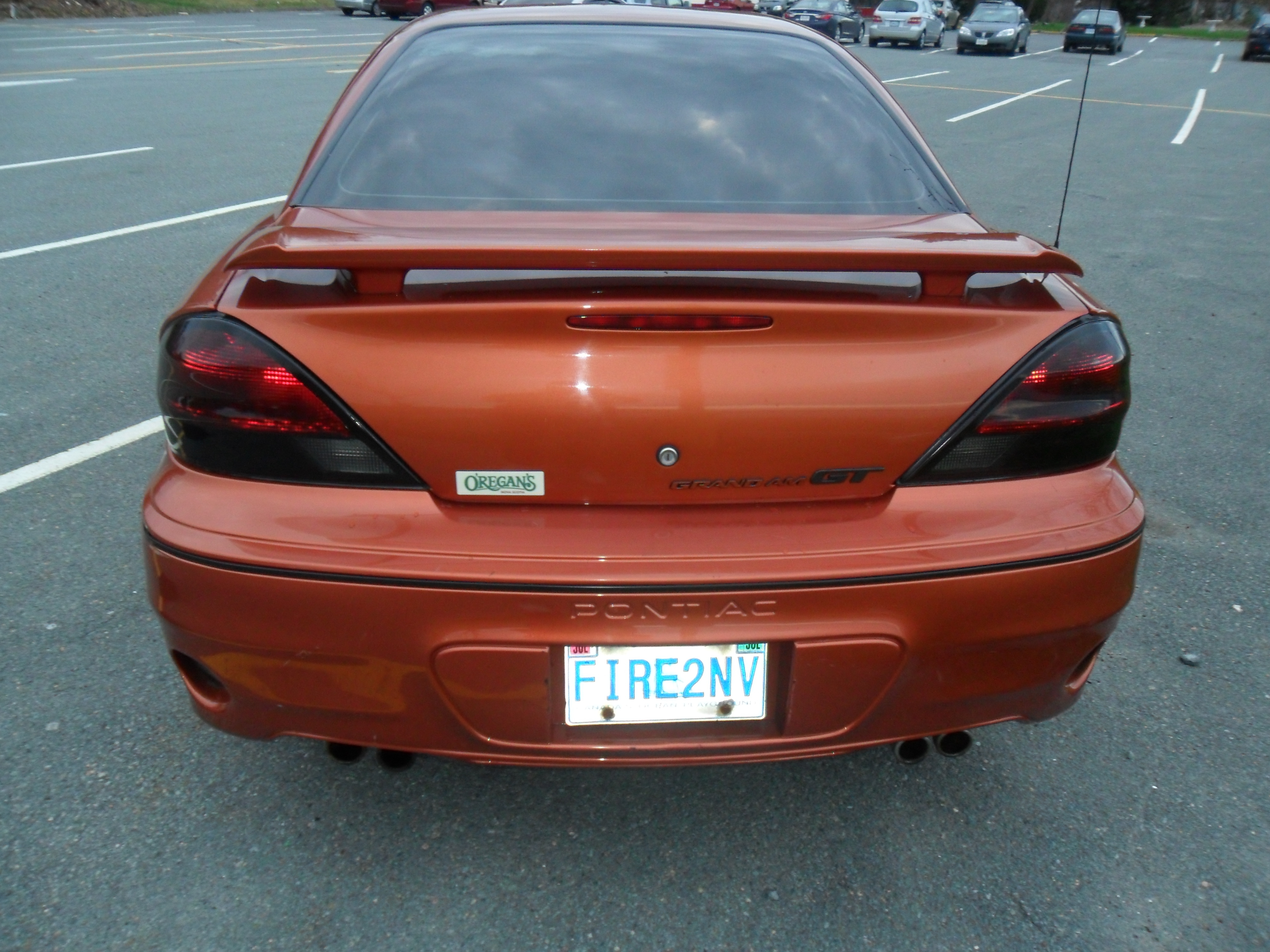 Another shawnspears 2004 Pontiac Grand Am post... - 15114818