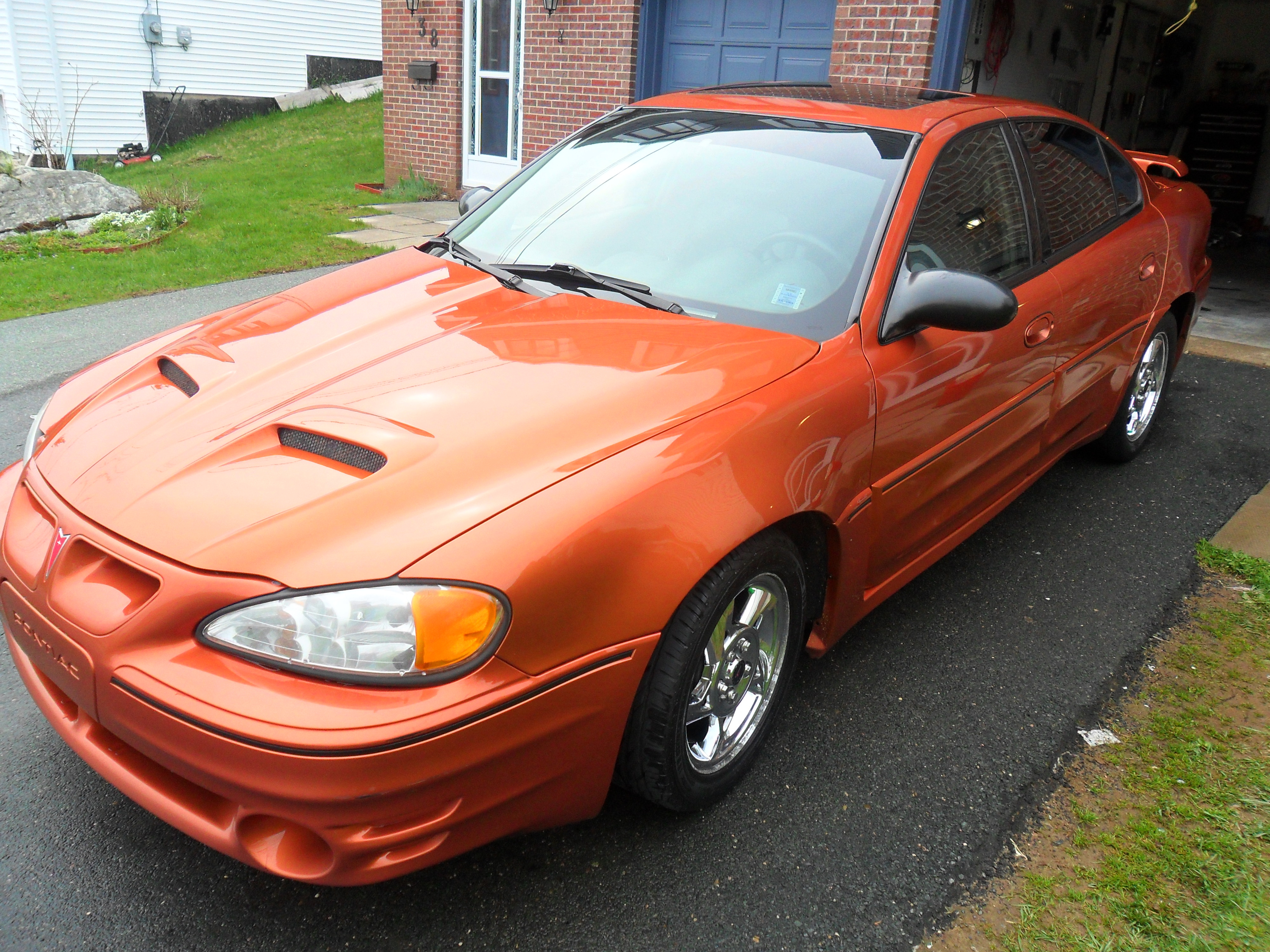 Another shawnspears 2004 Pontiac Grand Am post... - 15114827