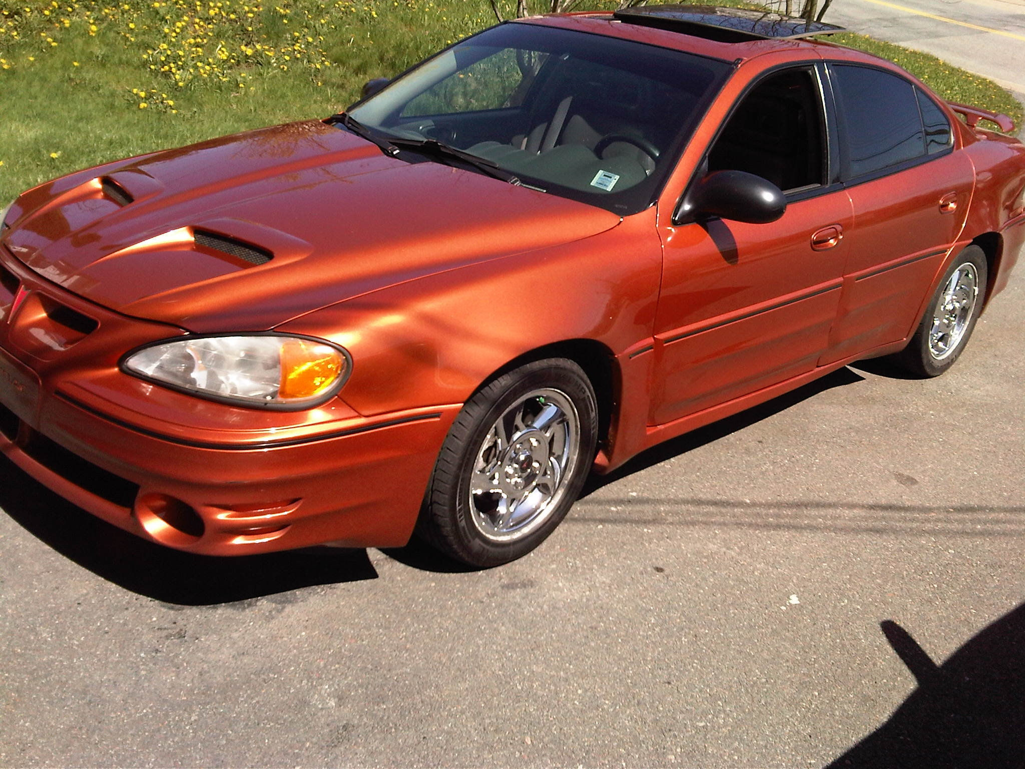 Another shawnspears 2004 Pontiac Grand Am post... - 15114828