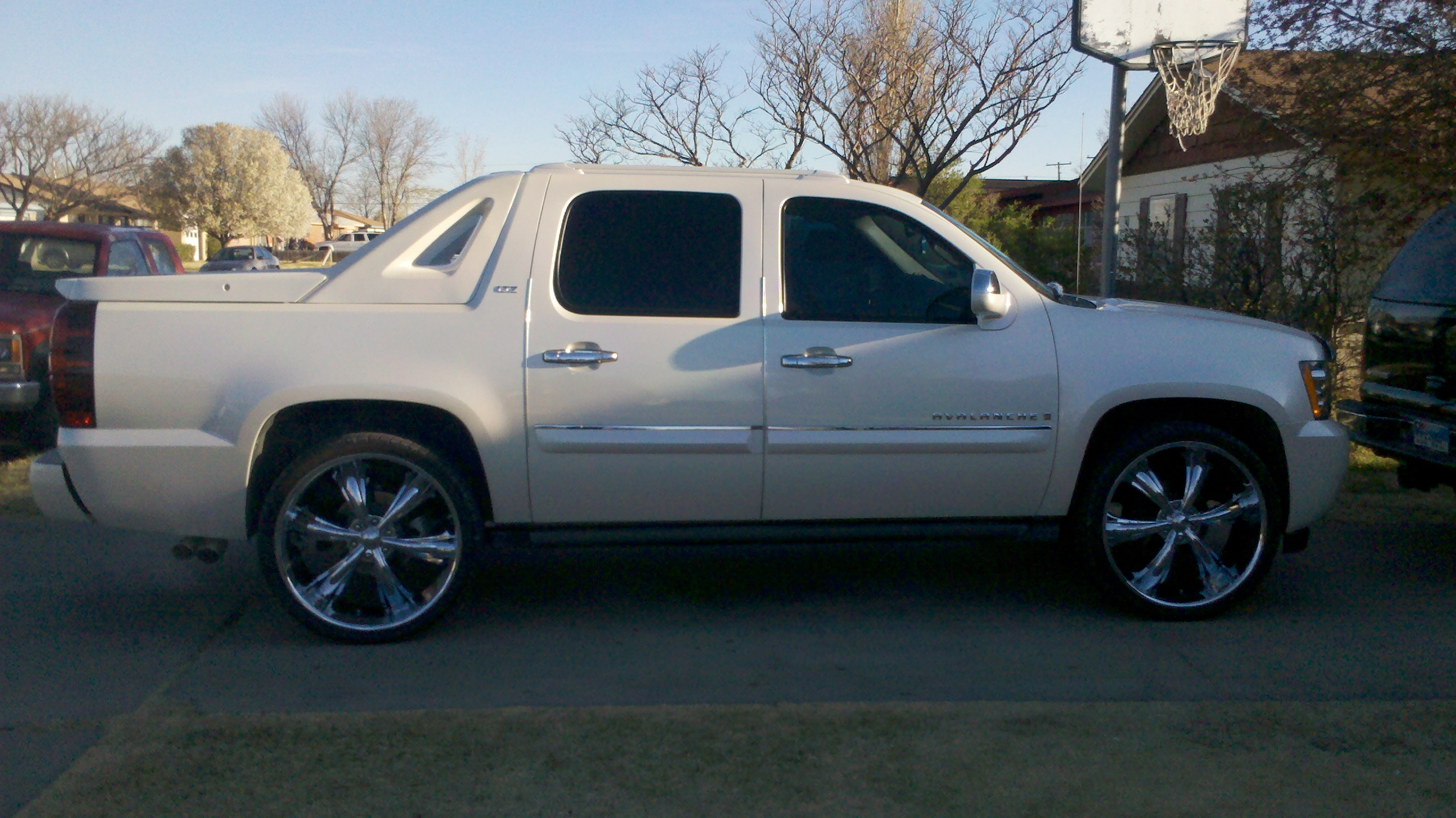 sergio44 2008 Chevrolet Avalanche 1500 Specs, Photos ...