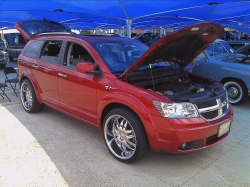 polokinged 2009 Dodge Journey
