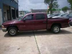 DAK0TA2000s 2000 Dodge Dakota Quad Cab