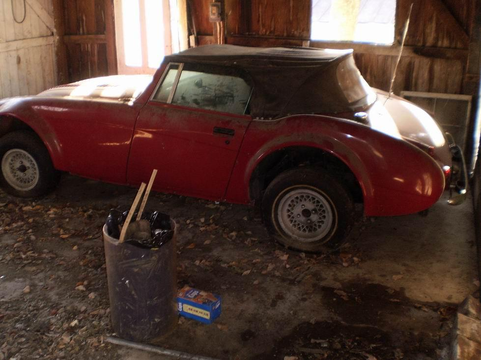 Another blowergt 1960 Austin-Healey 3000 post... - 17561233