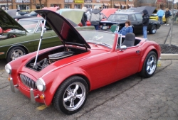 blowergt 1960 Austin-Healey 3000
