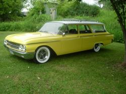 meteor49 1961 Ford Ranchwagon