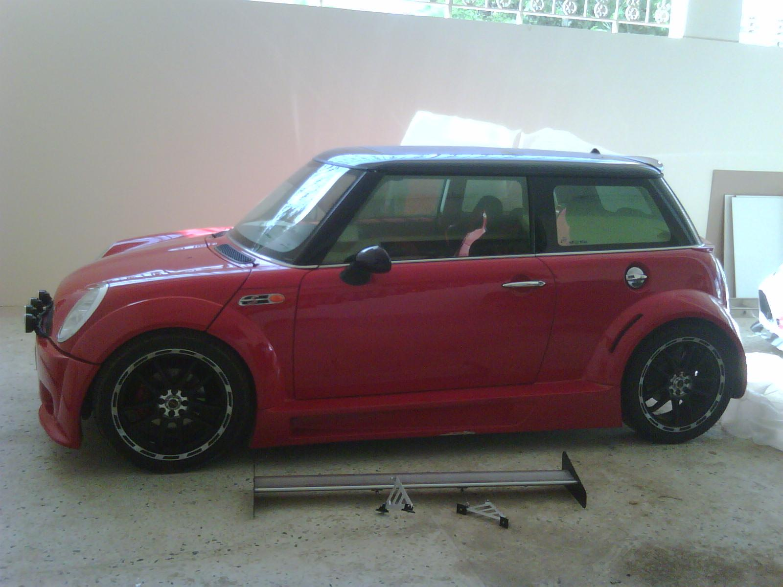fr3ooon 2005 mini cooperhatchback 2d specs photos. Black Bedroom Furniture Sets. Home Design Ideas
