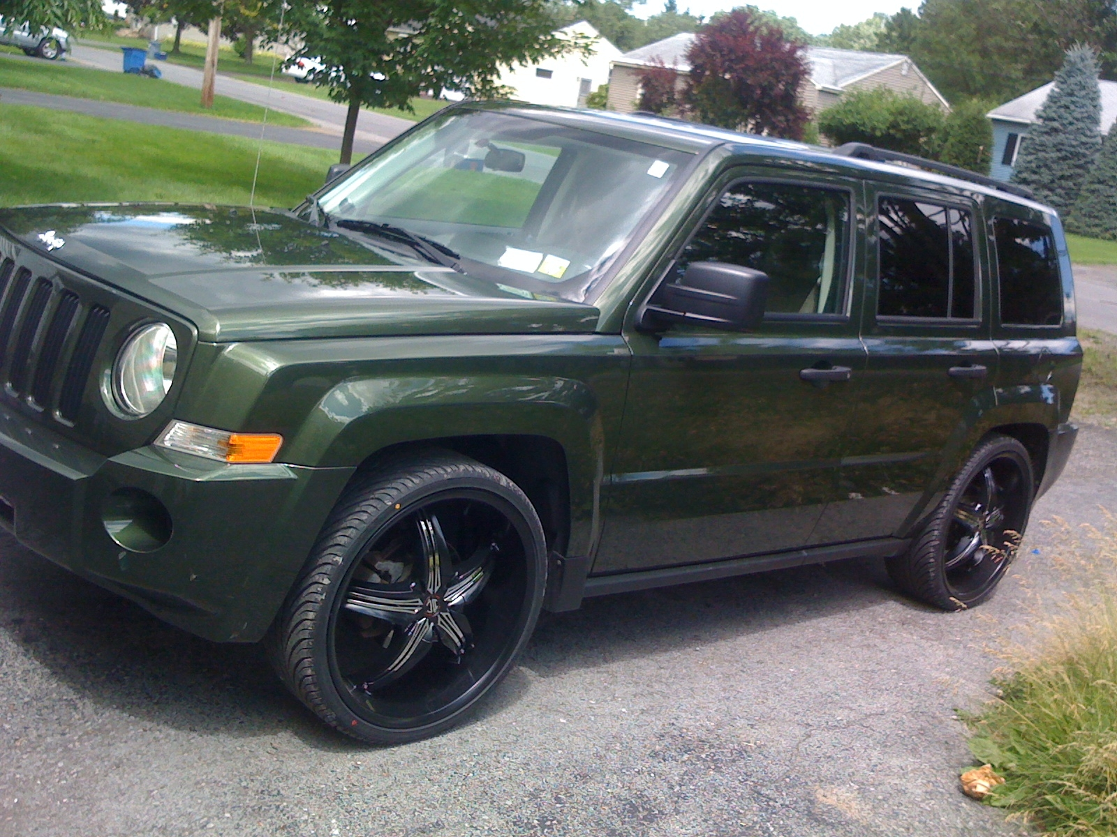Another ShinyBen420 2009 Jeep Patriot post... - 15117133