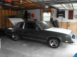 1981 Oldsmobile Cutlass Calais