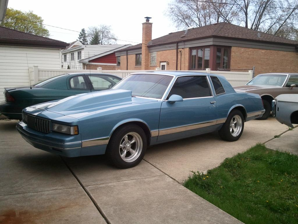 1981 chevy caprice for sale