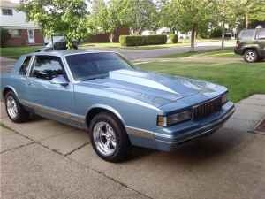 Another sickkhoe 1987 Chevrolet Monte Carlo post... - 15117495