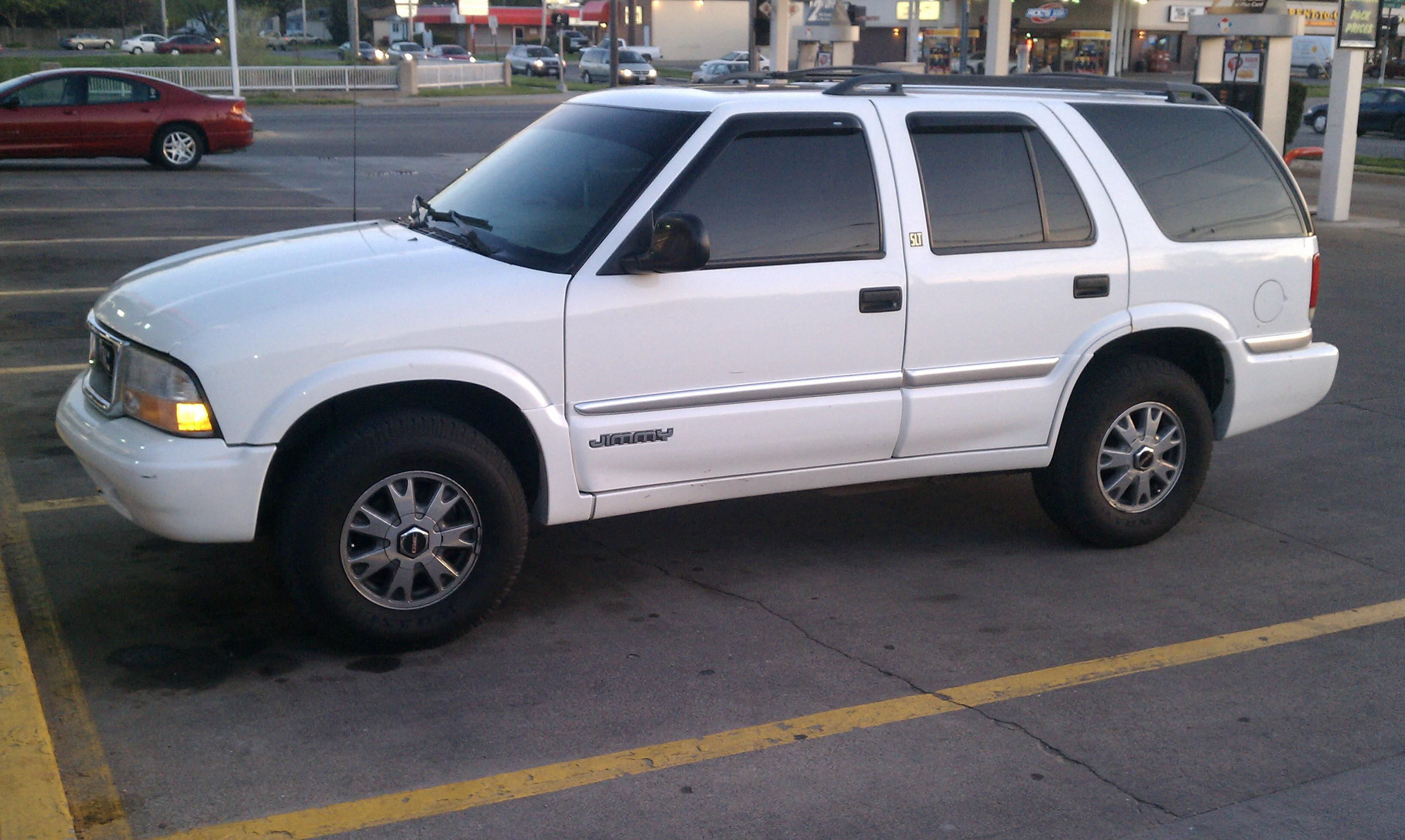 chaddydaddy 39 s 1998 gmc jimmy sport utility 4d in lincoln ne. Black Bedroom Furniture Sets. Home Design Ideas