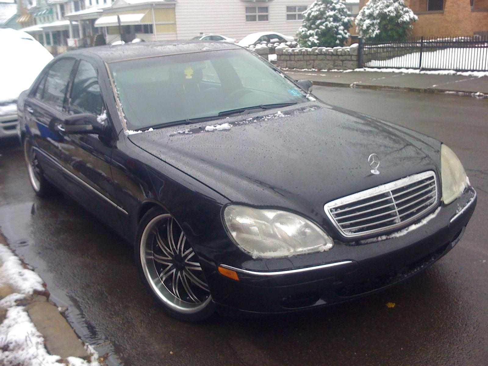 Black mike87 2001 mercedes benz s classs500 sedan 4d specs for Mercedes benz s class 2001