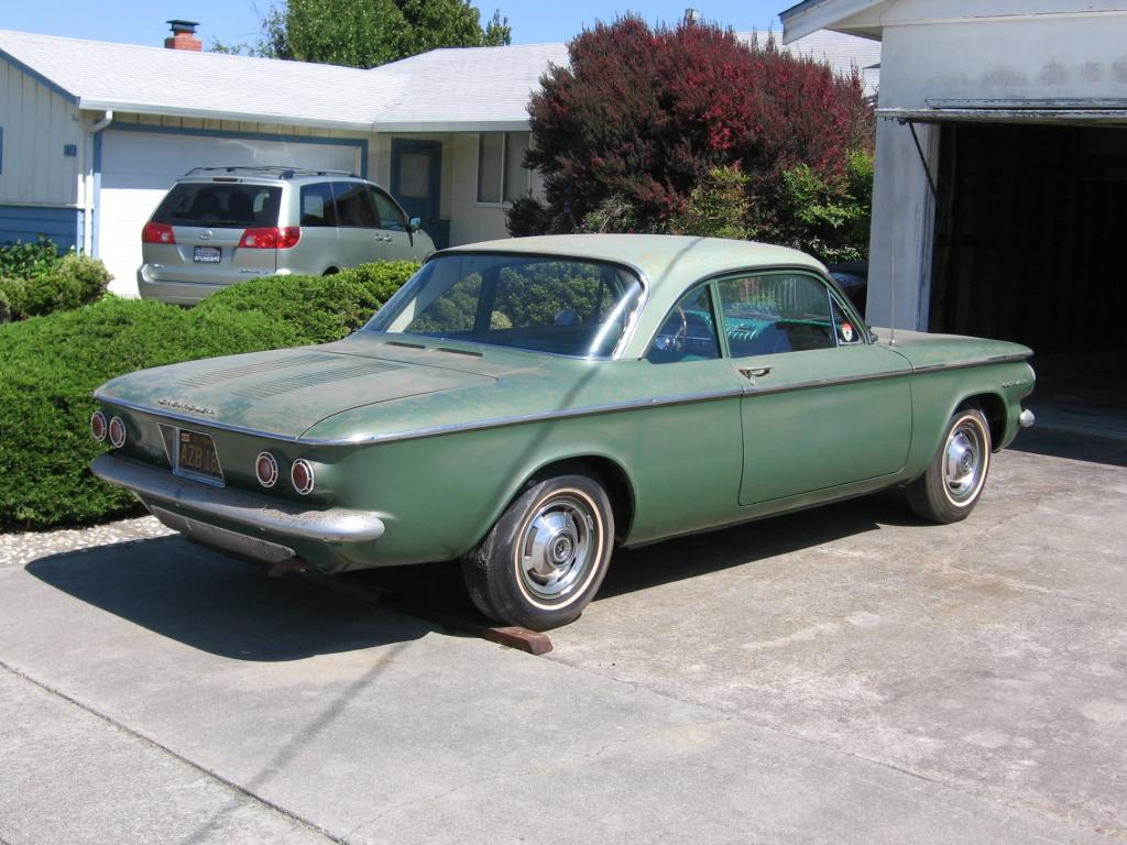 Another JNKD427 1960 Chevrolet Corvair post... - 15118362