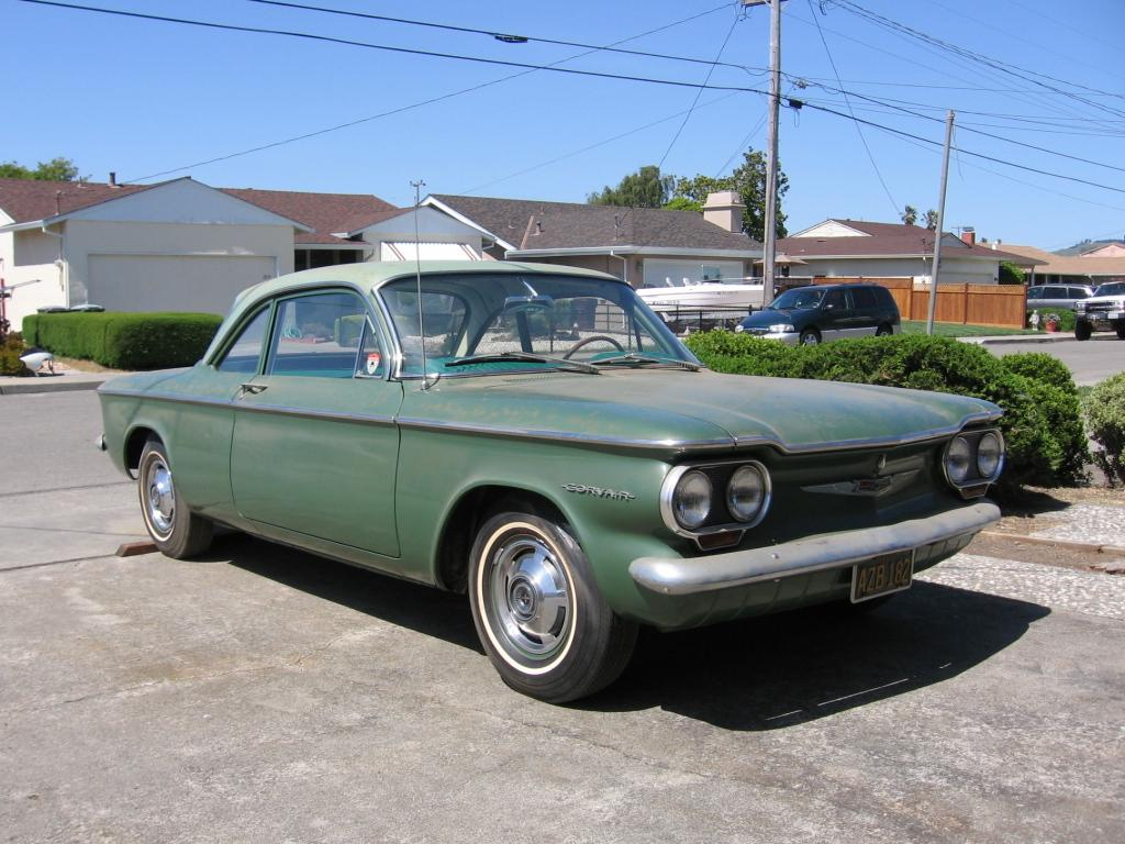 Another JNKD427 1960 Chevrolet Corvair post... - 15118364