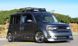 ATI411s 2009 Nissan cube