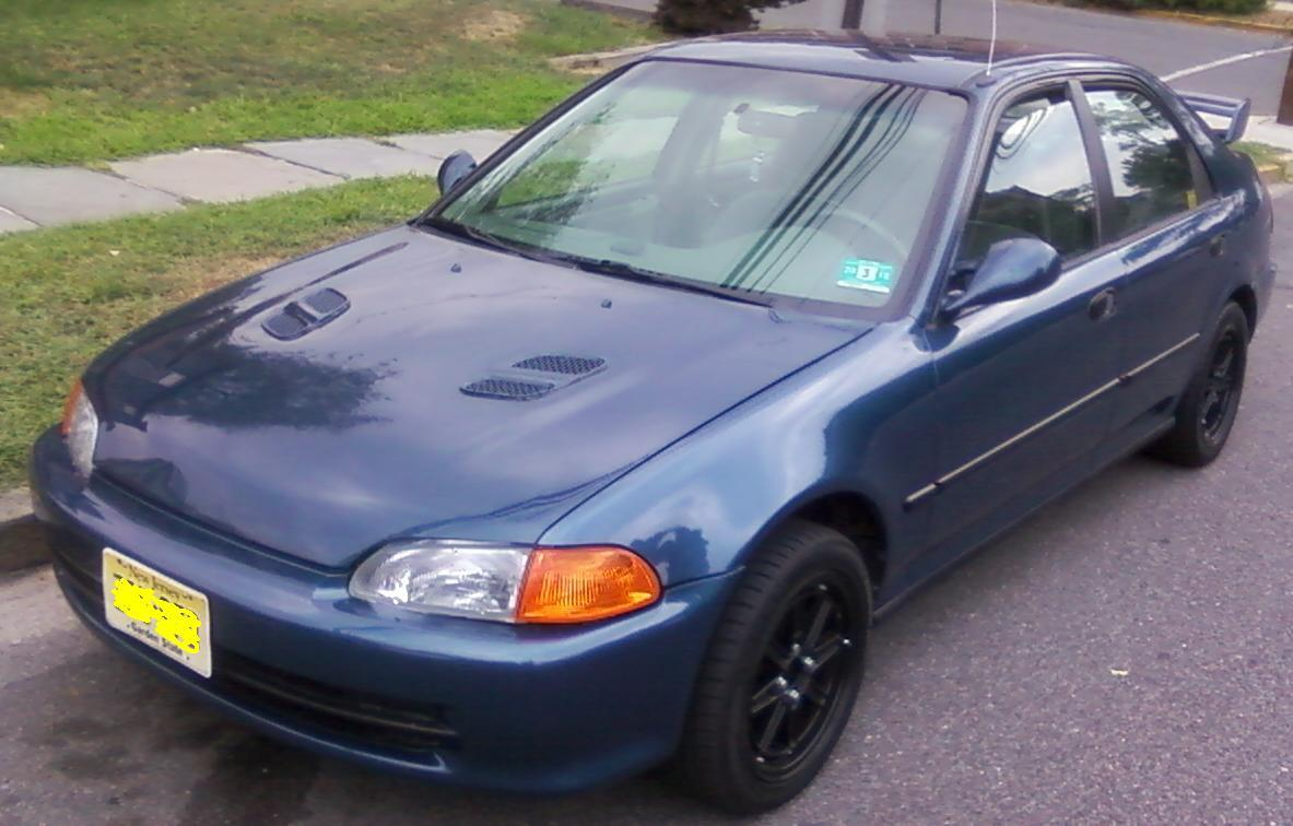 sdontas 1995 Honda Civic