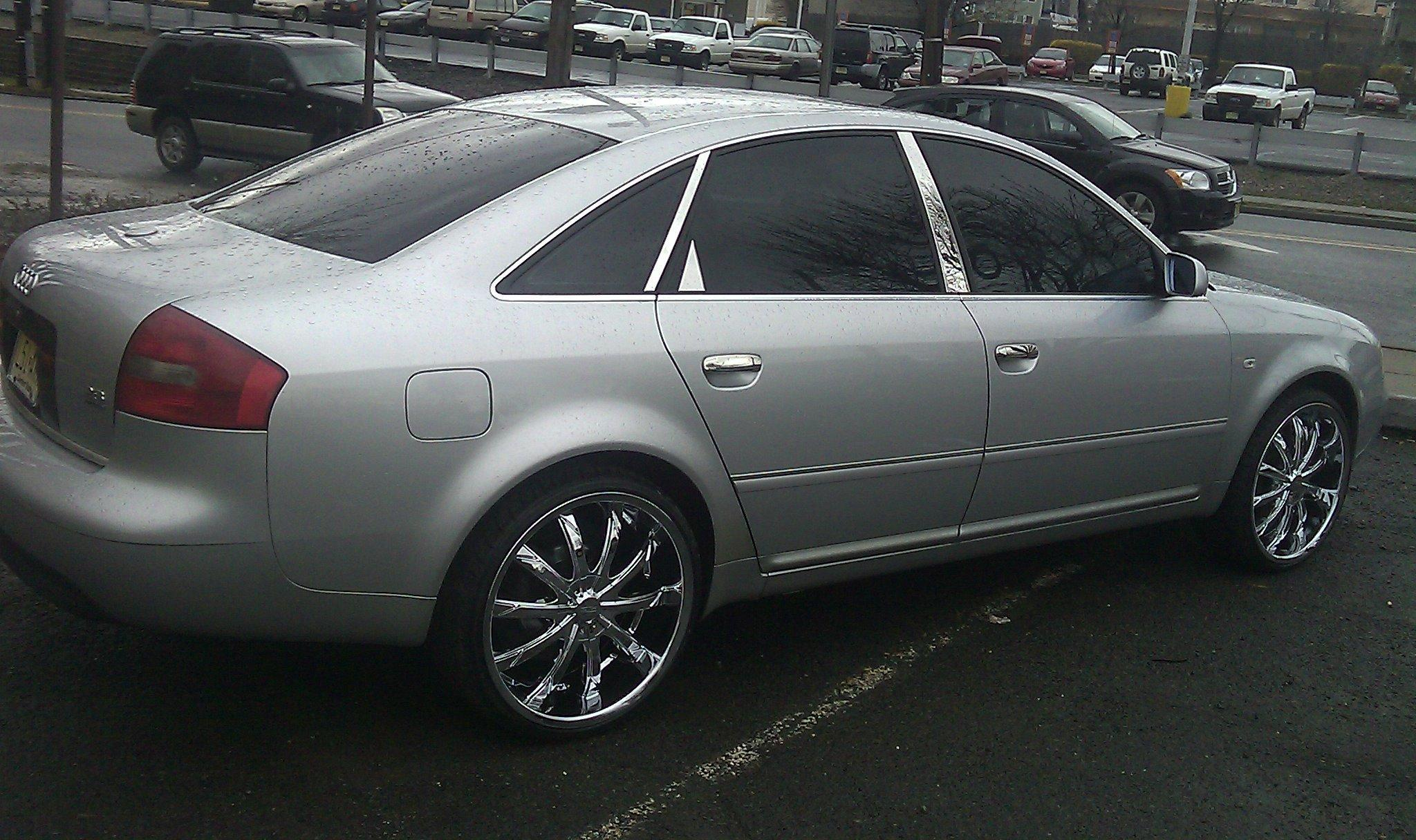 cmorecake 2001 audi a62 7t sedan 4d specs photos modification info at cardomain. Black Bedroom Furniture Sets. Home Design Ideas
