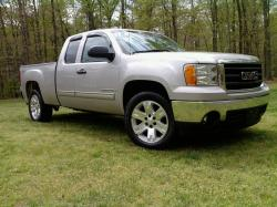 bspence0112s 2008 GMC Sierra 1500 Extended Cab
