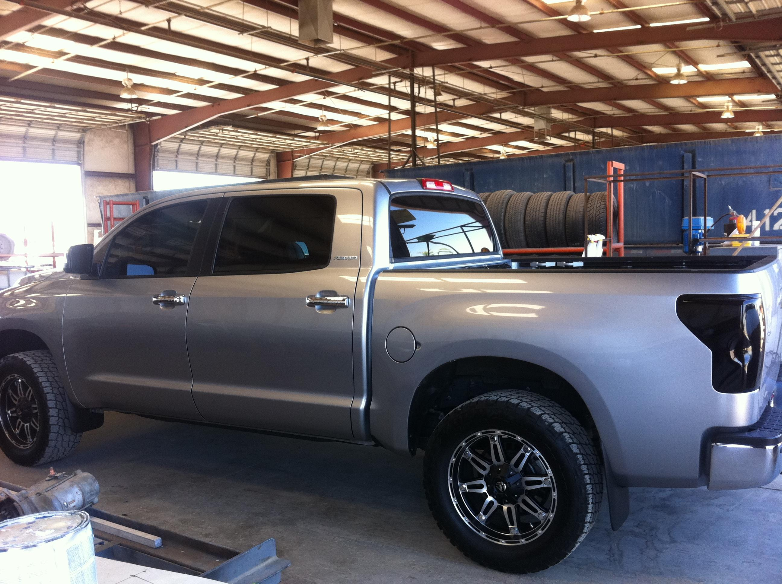 Another TundraPrime 2010 Toyota Tundra CrewMax post... - 15117999