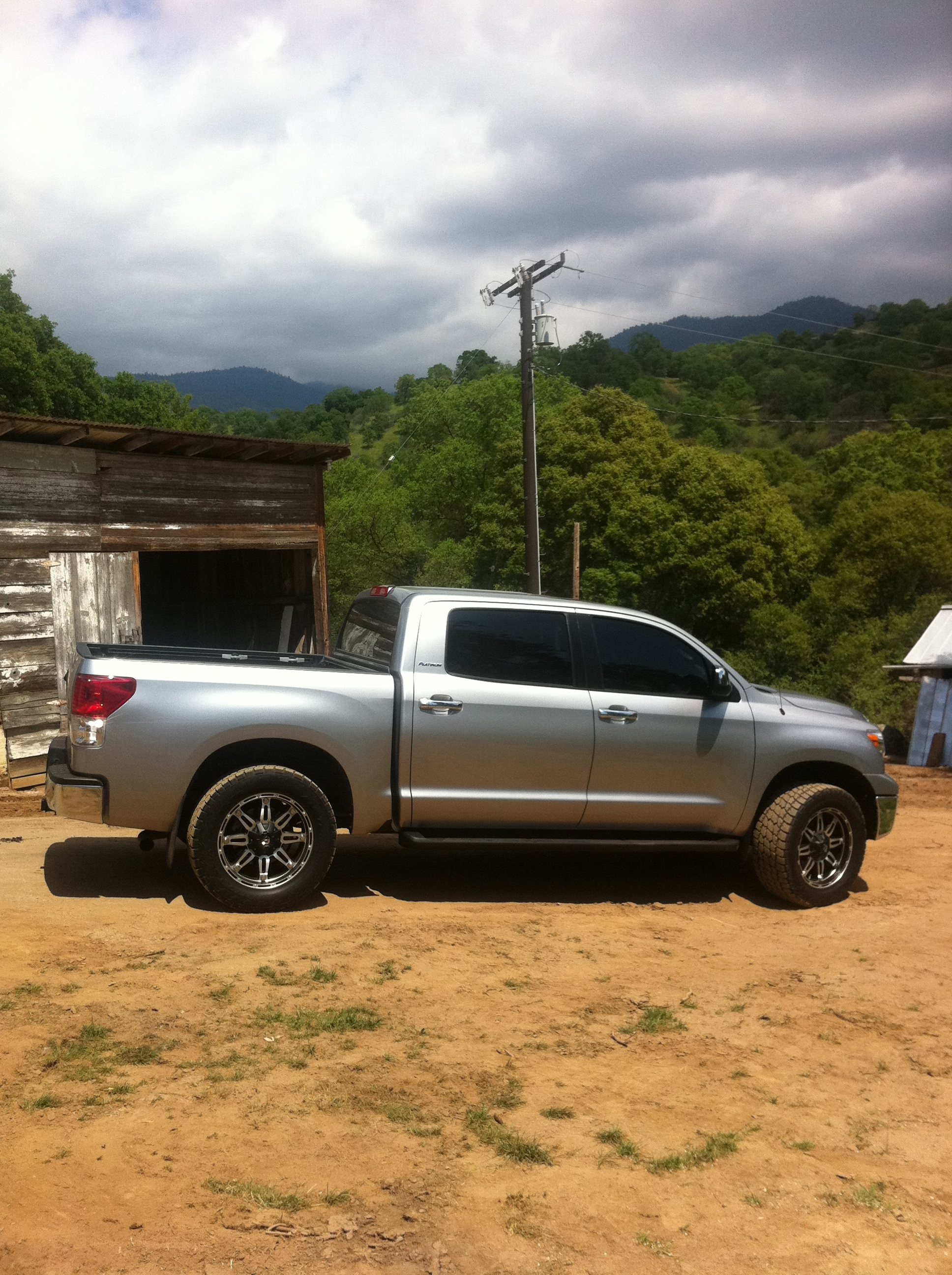 Another TundraPrime 2010 Toyota Tundra CrewMax post... - 15118000