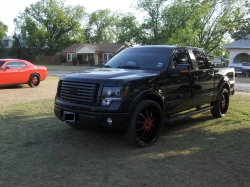 markymarkk08 2010 Ford F150 SuperCrew Cab