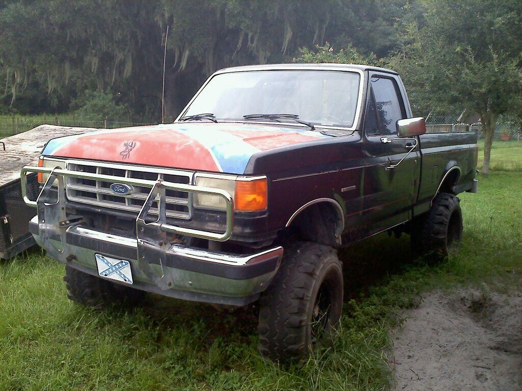 1987 Ford F150 >> countrylife10 1987 Ford F150 Regular Cab Specs, Photos