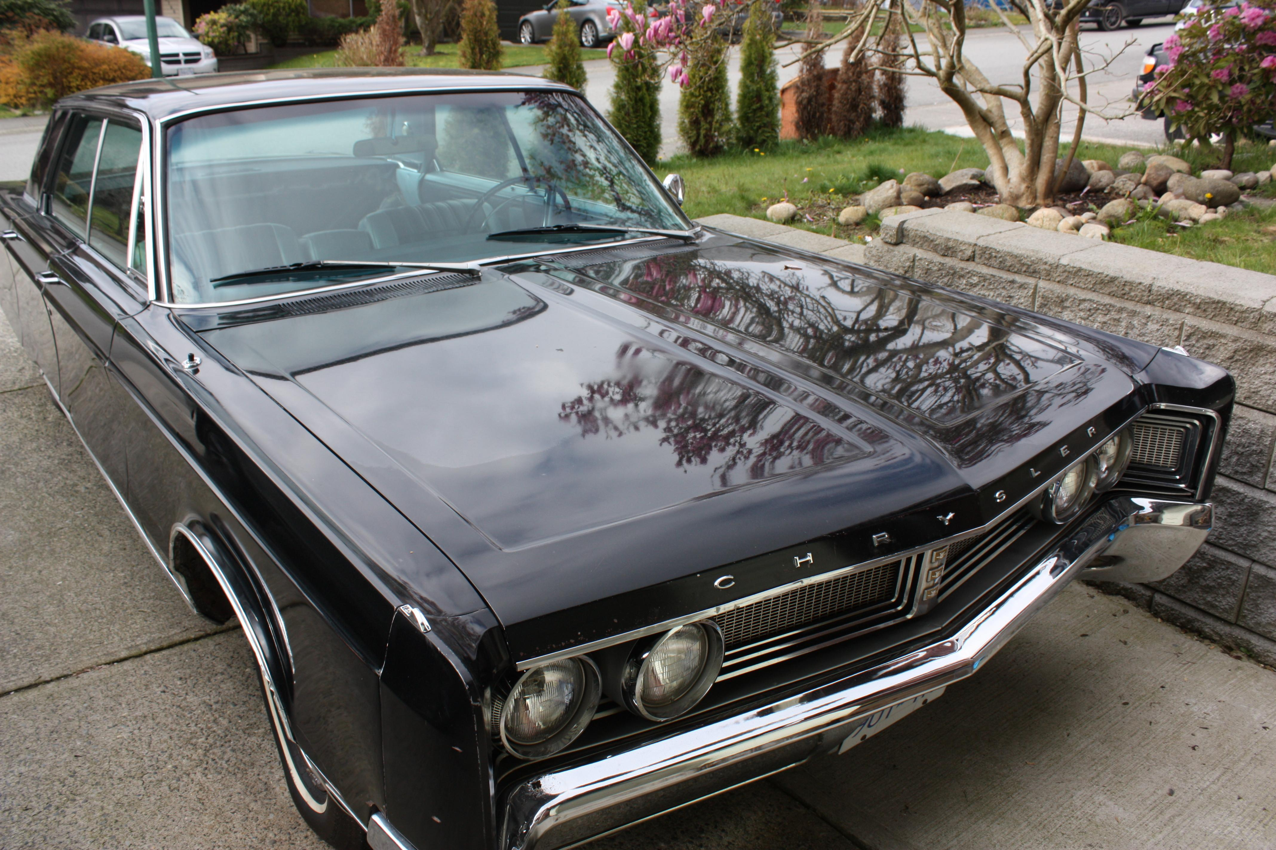 Another ssrroot 1967 Chrysler Newport post... - 15121679