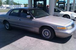 214ACTION 1995 Mercury Grand Marquis