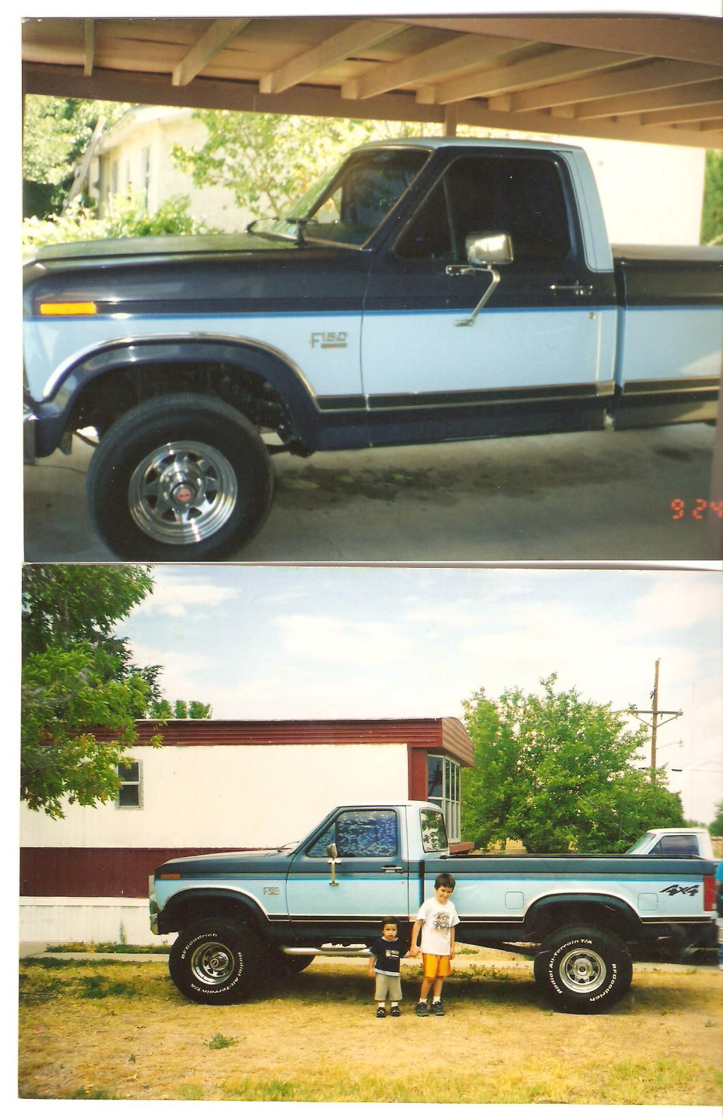 Macias1994's 1986 Ford F150 Regular Cab