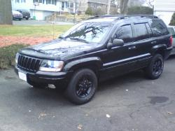 geresi 2000 Jeep Grand Cherokee