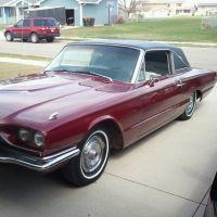Monkey66 1966 Ford Thunderbird
