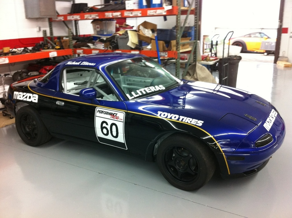 Another Mikell17 1990 Mazda Miata MX-5 post... - 15122470