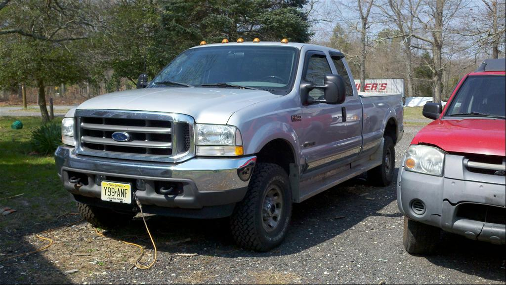 Insaneslipknot3 39 S 2002 Ford F350 Super Duty Super Cab In