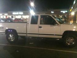 jbrantley92s 1995 Chevrolet Silverado 1500 Extended Cab
