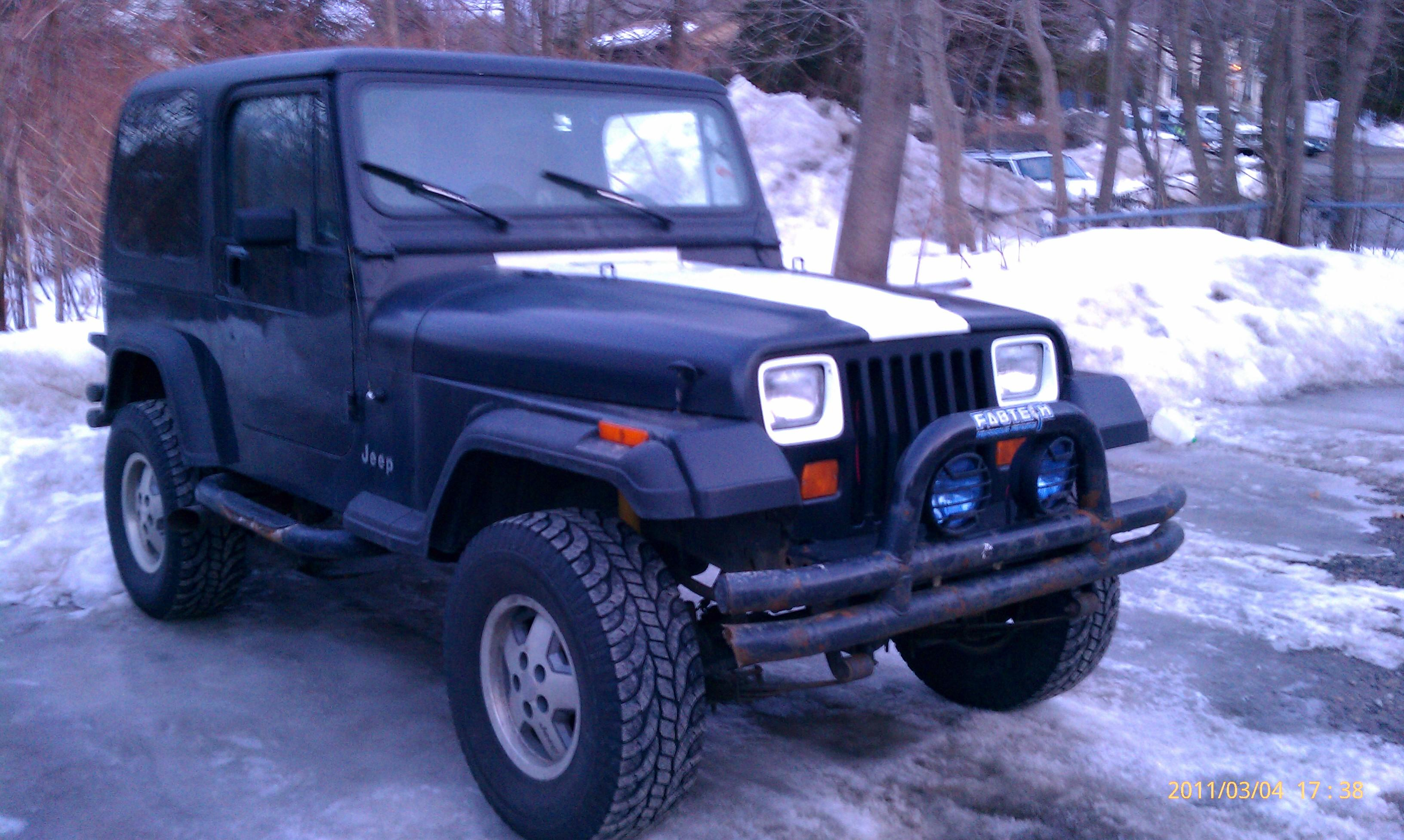 Factory 5 Gtm >> nicviper801 1993 Jeep WranglerS Sport Utility Specs ...