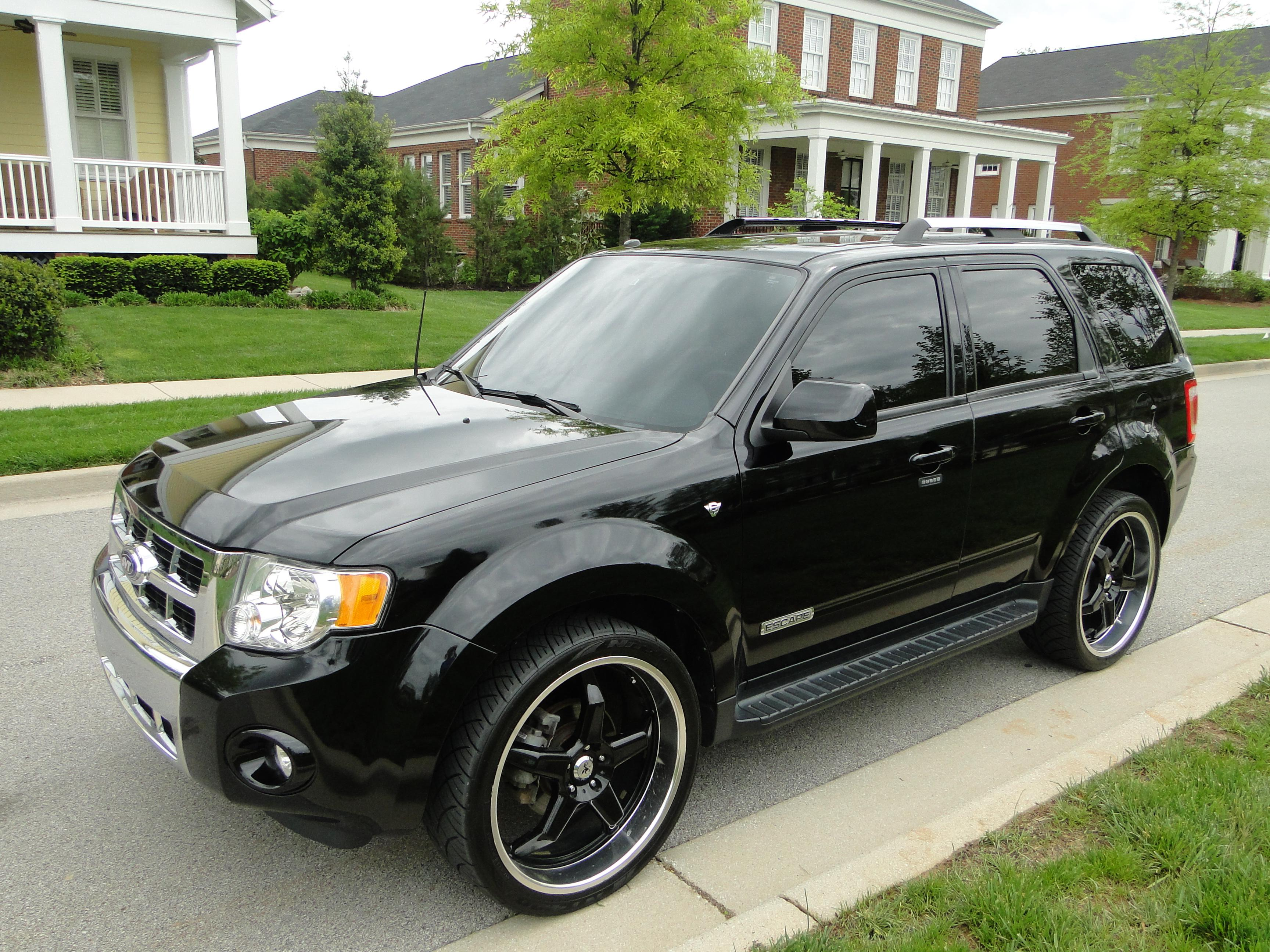 villebillybenz 2008 ford escapelimited sport utility 4d specs photos modification info at. Black Bedroom Furniture Sets. Home Design Ideas