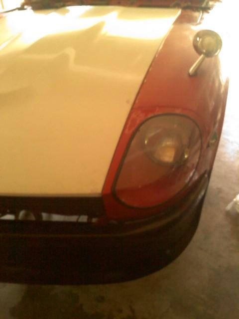 Another iHeartTouge 1972 Datsun 240Z post... - 15121914
