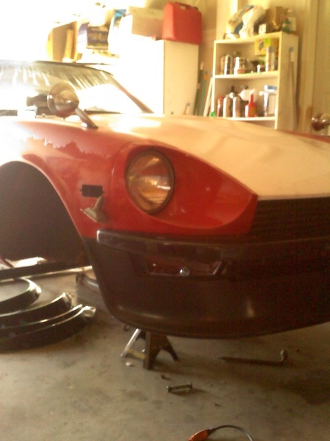Another iHeartTouge 1972 Datsun 240Z post... - 15121923