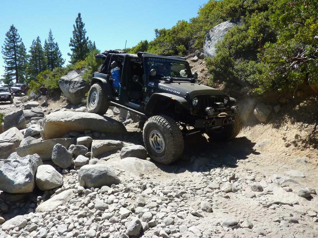 Bubblegoose1 2007 Jeep Rubicon