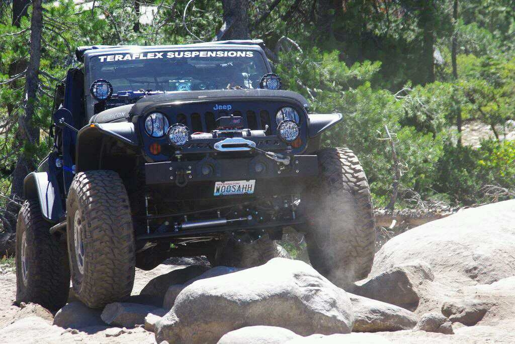 Another Bubblegoose1 2007 Jeep Rubicon post... - 15124940
