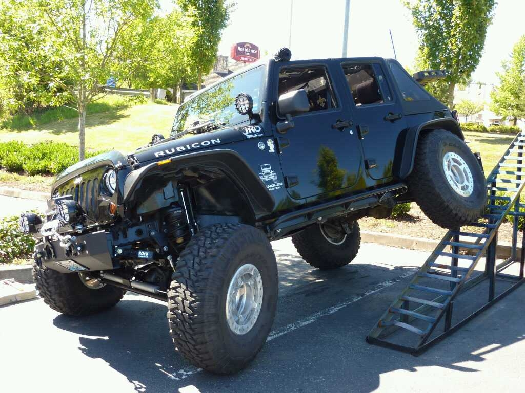 Another Bubblegoose1 2007 Jeep Rubicon post... - 15124949