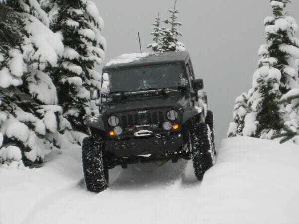 Another Bubblegoose1 2007 Jeep Rubicon post... - 15124952