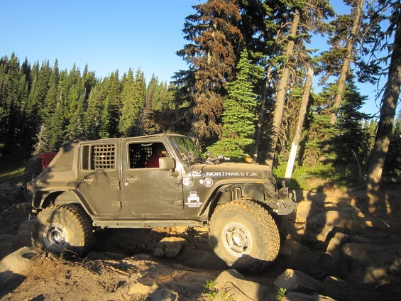 Another Bubblegoose1 2007 Jeep Rubicon post... - 15124960