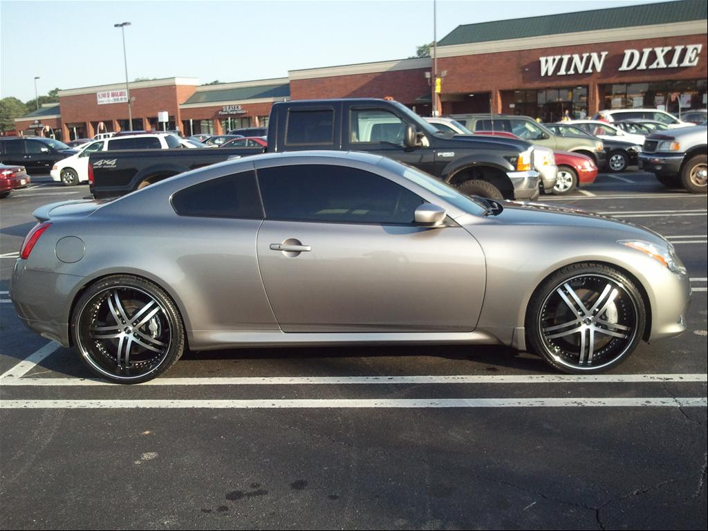 fontanajames 39 s 2009 infiniti g g37 sport coupe 2d in. Black Bedroom Furniture Sets. Home Design Ideas